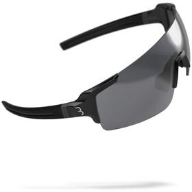 BBB FullView Lunettes de sport, glossy black/smoke